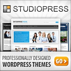 WordPress Themes by StudioPress