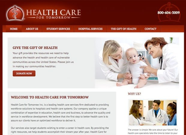 Health Care for Tomorrow
